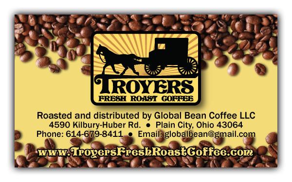 Troyers Fresh Roast Coffee - BC
